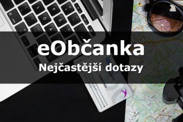 eobčanka - nejčastější dotazy